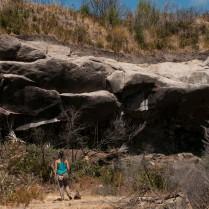 La Perrera, Zona de boulder en Pichincha, Ecuador.
