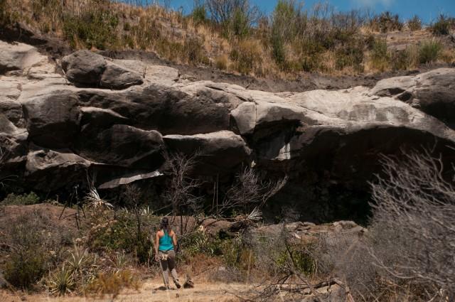 Escalada en Pichincha, La Perrera