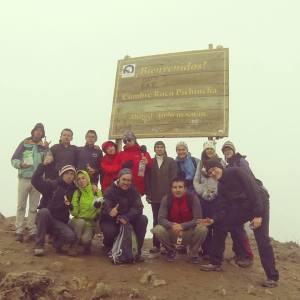 Cumbre Ruco Pichincha